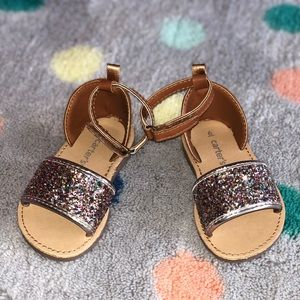 Barely worn casual sandals!